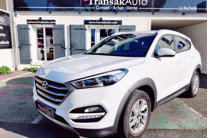 HYUNDAI TUCSON BUSINESS