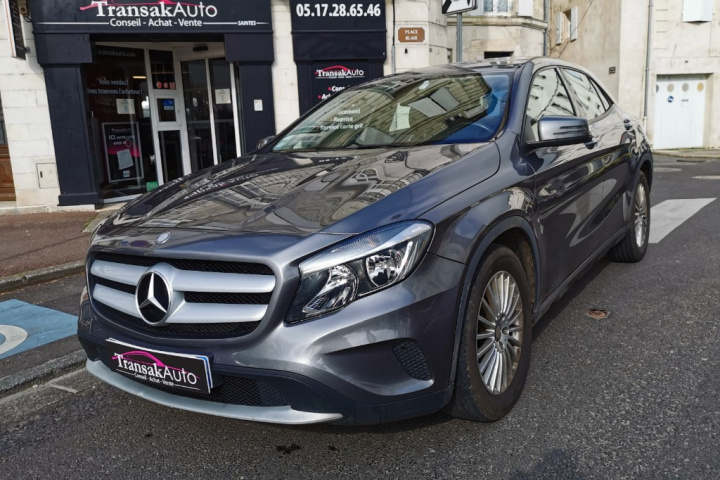 MERCEDES CLASSE GLA BUSINESS