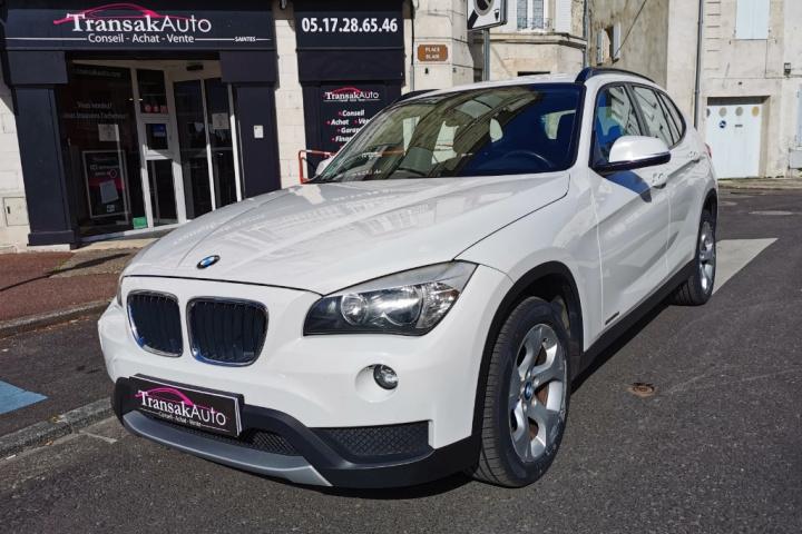 BMW X1 E84 LCI 2